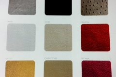 All Chiavari Cushion Colours