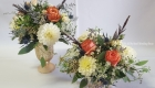 garden look centerpieces