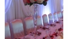 Head Table Florals View 1