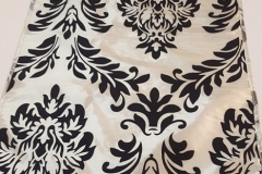 Damask Table Runner